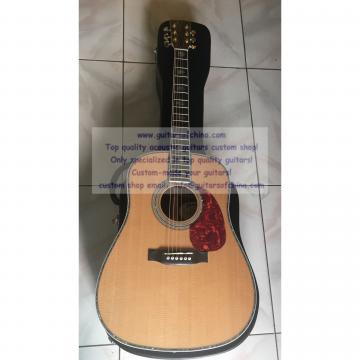Custom Solid Rosewood Martin D'45 Best Acoustic Electric Guitar