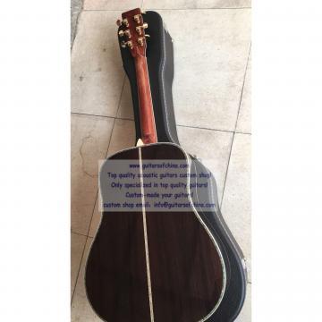 Custom Left-handed Martin D 45 SS Natural Guitar