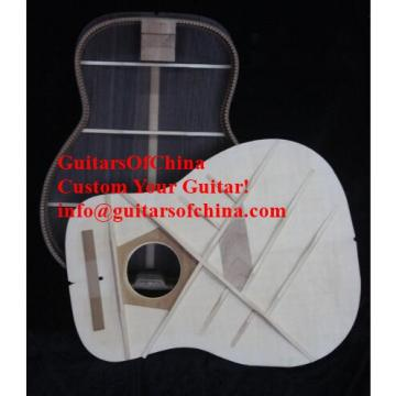 Custom acoustic guitar Martin D45 cutaway guitar