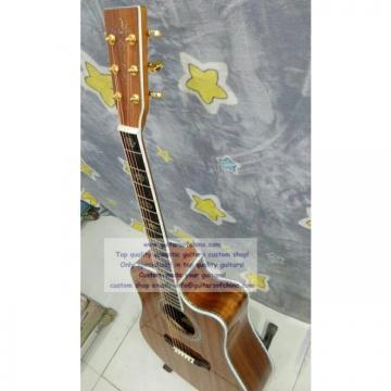 Custom Martin D45 KOA Dreadnought Cutaway Guitar