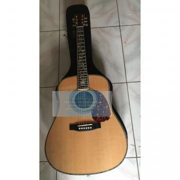 Custom Top Quality Tree of Life Martin D-45 Guitar