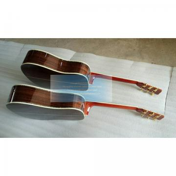 Custom Martin D-45 guitar sunburst hot sale