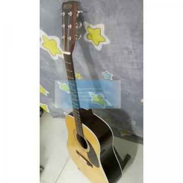 Custom Martin d-28 guitar natural for sale high quality
