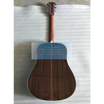 Sale Custom Solid Wood Martin D-28 Acoustic Guitar