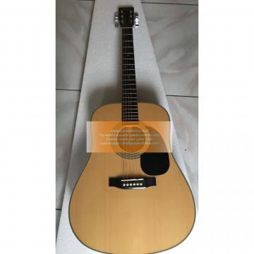 Custom Martin D28 dreadnought standard series guitar natural