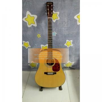 Sale custom solid wood Martin HD28V acoustic-electric guitar