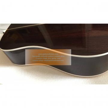 Custom Solid Wood Martin HD-28 Acoustic Guitar Natural