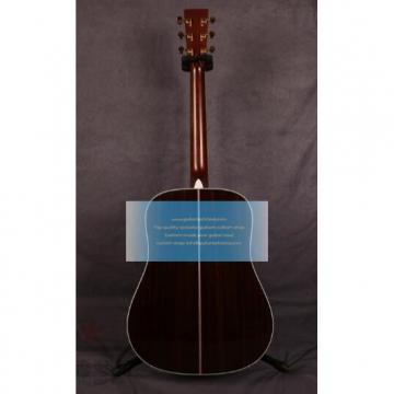 Sale Custom Solid Martin D-41 Guitar Natural