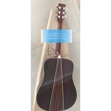 Custom Martin D-35 Acoustic Natural Guitar
