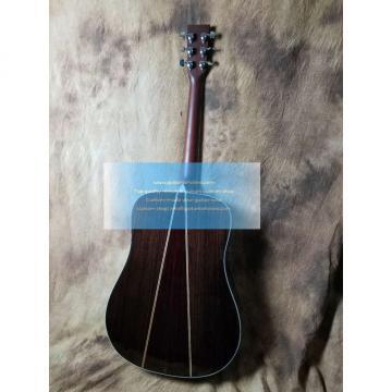 Custom Martin D-35 dreadnought acoustic-electric guitar