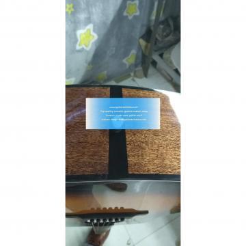 Custom Solid Martin D-18 D 18 Acoustic Sunburst Guitar