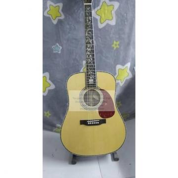 Custom martin d45 tree of life dreadnought guitar