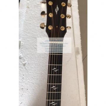 Custom Chaylor 814ce acoustic electric guitar