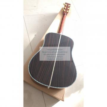 Best acoustic electric guitar custom Martin D-45 guitar