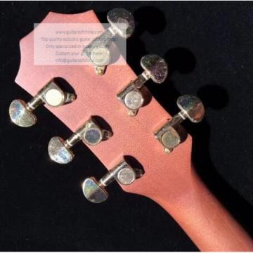 Custom Lefty Chtaylor 814ce Grand Auditorium Acoustic Electric Guitar